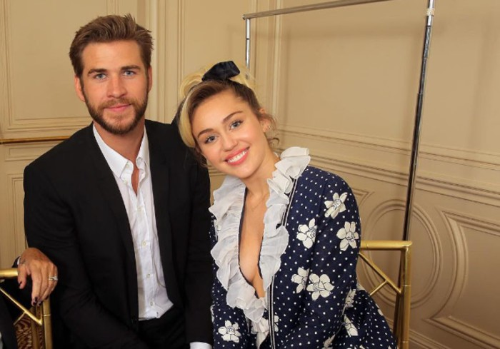 Miley Cyrus y Liam Hemsworth hacen su primera aparición pública tras su reconciliación