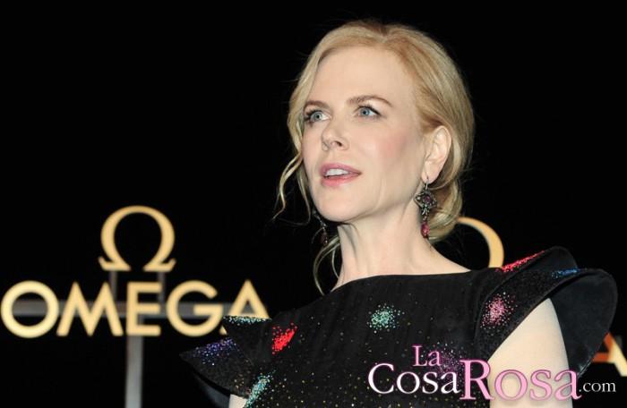 Nicole Kidman le dice a su yo del pasado que era demasiado joven para casarse con Tom Cruise