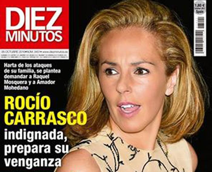 Rocío Carrasco prepara una venganza contra su familia