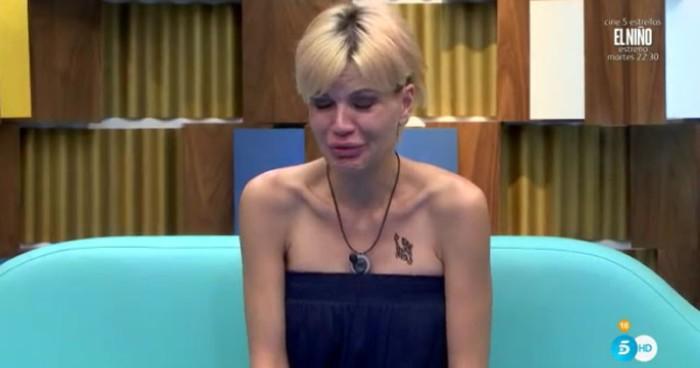 Bárbara culpa a la organización de Gran Hermano 17 de su abandono