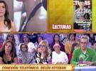 Belén Esteban cuenta novedades sobre su batalla legal y personal contra Toño Sanchís