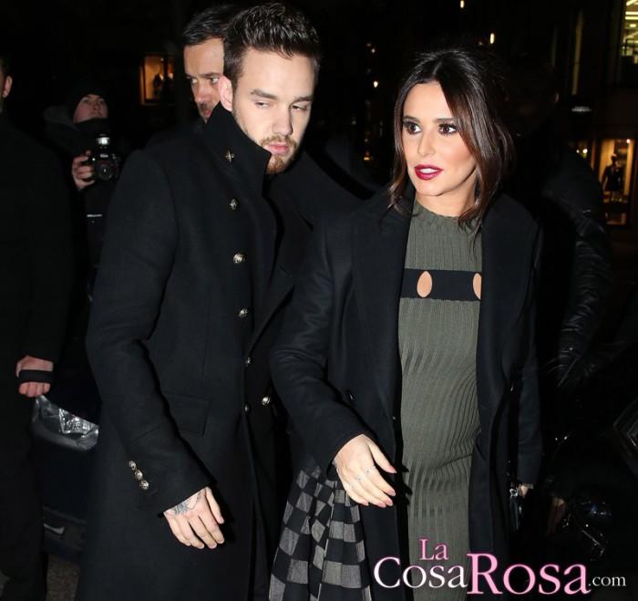 Cheryl confirma que espera un hijo con Liam Payne