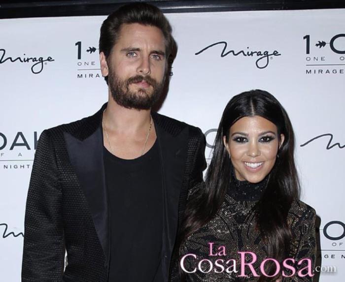 Scott Disick intenta arreglar su relación con Kourtney Kardashian en Cabo San Lucas