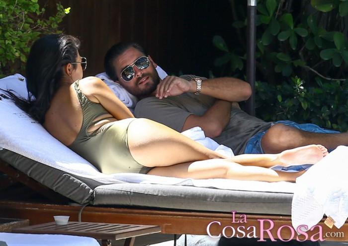 Kourtney Kardashian y Scott Disick vuelven a vivir juntos y piensan en ser padres de nuevo