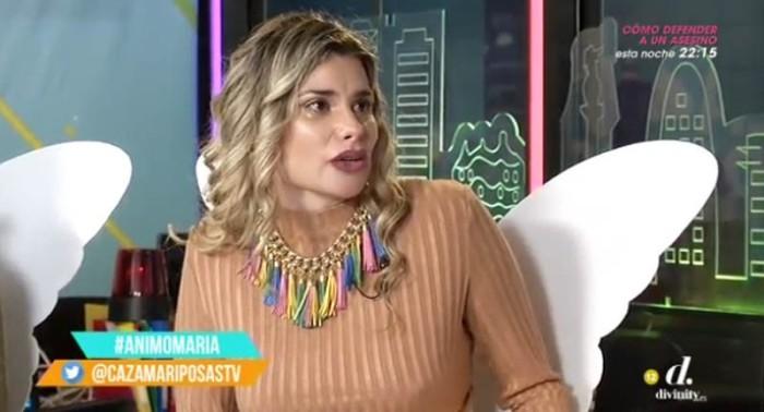 María Lapiedra se sintió dolida por el trato de Jorge Javier Vázquez en el Deluxe