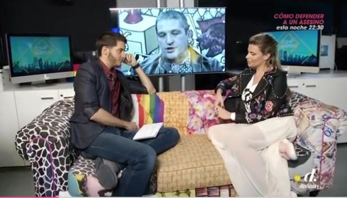 Una enfadada María Lapiedra habla sobre su relación con Gustavo González