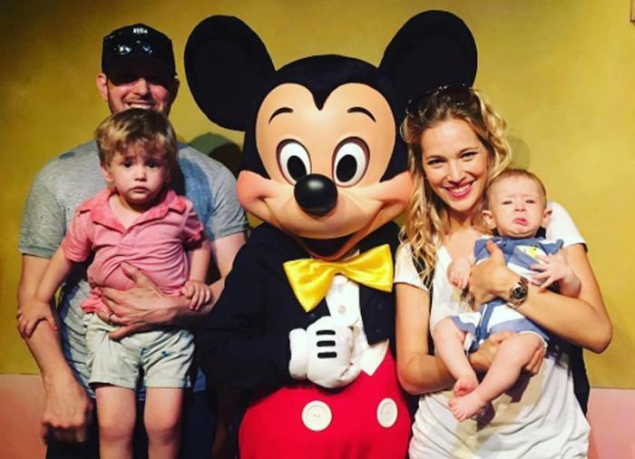 Noah, el hijo mayor de Michael Bublé y Luisana Lopilato, padece cáncer