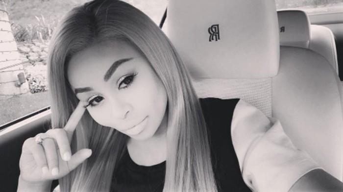 Las Kardashian no quieren que Blac Chyna haga negocio con su apellido