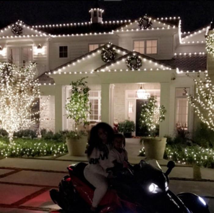 Kylie Jenner alquila una de sus casas a Rob Kardashian y Blac Chyna