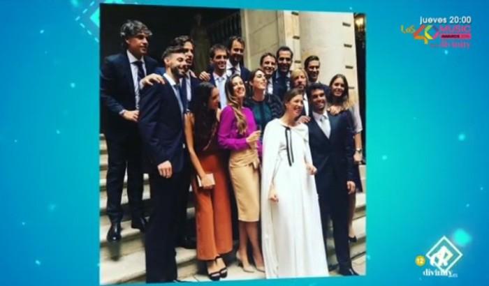Feliciano López ilusionado con una chica que conoció en una boda