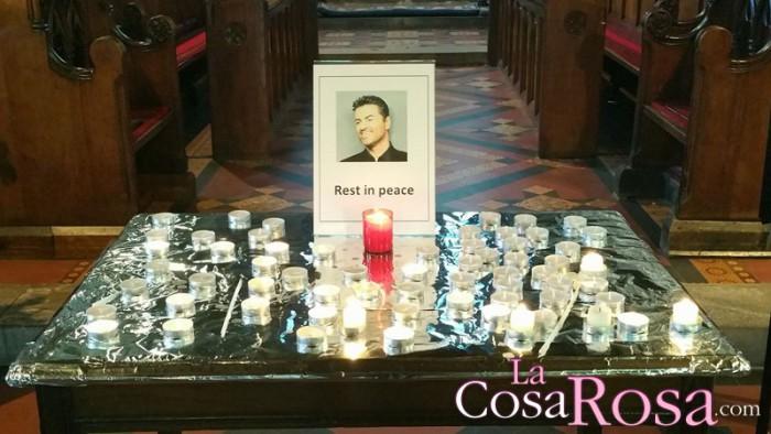 Fadi Fawaz, el novio de George Michael, halló su cuerpo sin vida