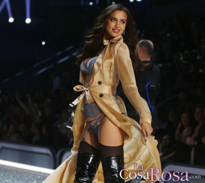 Irina Shayk espera su primer hijo con Bradley Cooper