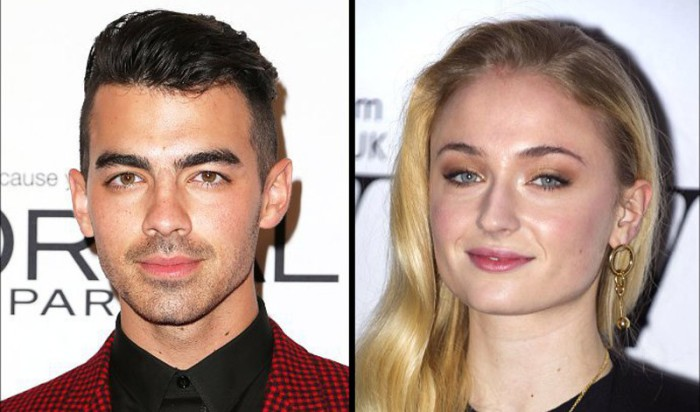 Se confirma que Joe Jonas y Sophie Turner (Juego de tronos) son pareja