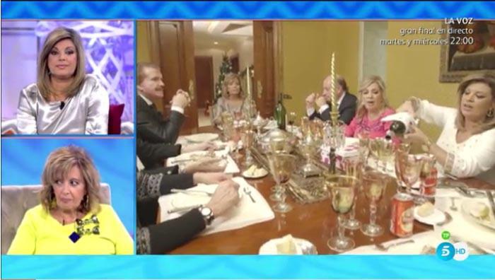 Las Campos regresan a Telecinco con un especial navideño