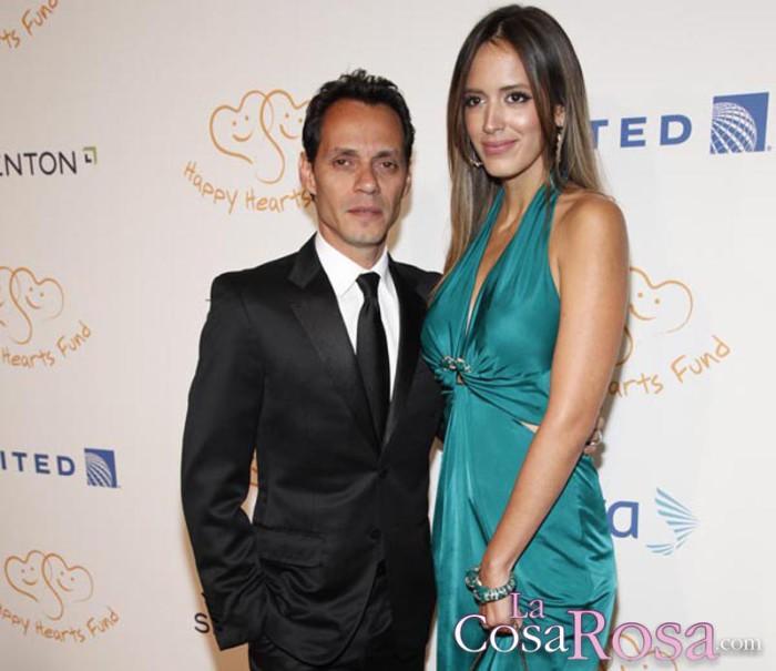 Marc Anthony y Shannon de Lima confirman su divorcio