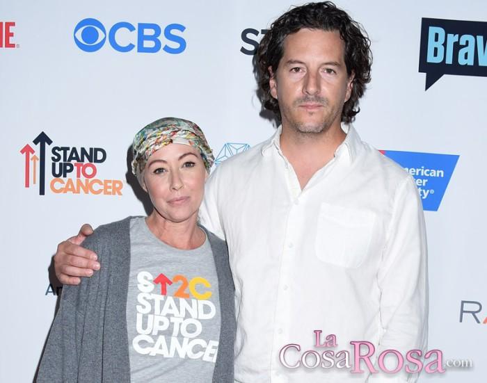 El marido de Shannen Doherty demanda a los exrepresentantes de la actriz