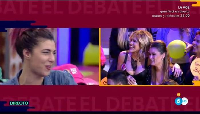 Ylenia Padilla carga contra Bea, ganadora de Gran Hermano 17