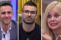 Tutto Duran, Emma Ozores y Alonso Caparrós, nominados en Gran Hermano VIP 5