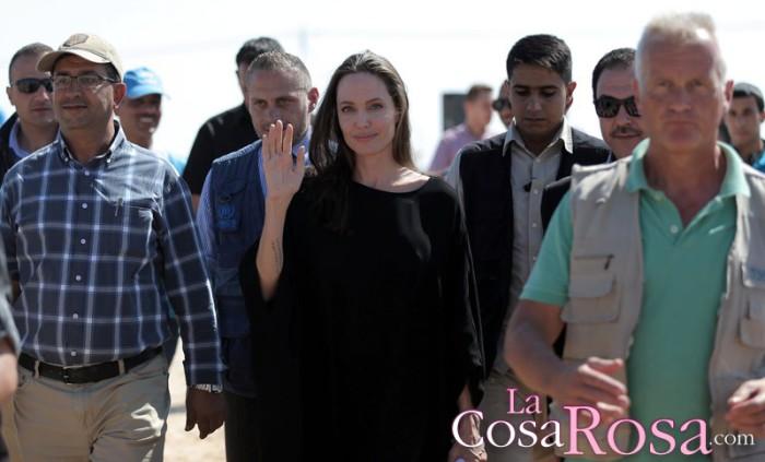 Angelina Jolie y sus hijos celebran la llegada de 2017 sin Brad Pitt en Colorado