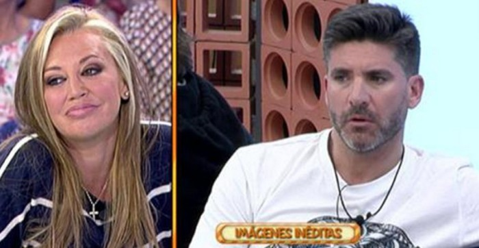 Belén Esteban niega haber puesto a los concursantes de Gran Hermano VIP 5 en contra de Toño Sanchís