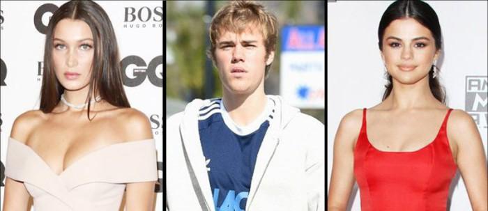 Bella Hadid y Justin Bieber acusan a Selena Gomez de usar a The Weeknd para promocionarse