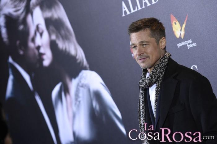 Brad Pitt lleva una vida más sana tras la ruptura con Angelina Jolie