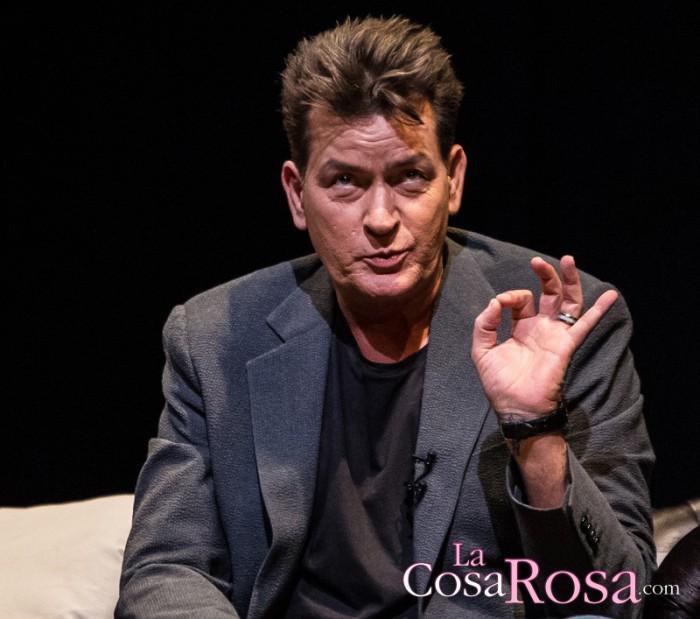 Charlie Sheen pensó en suicidarse tras ser diagnosticado VIH positivo