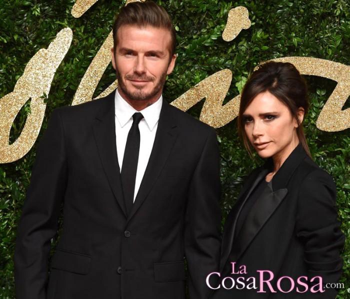 David y Victoria Beckham renuevan sus votos tras 18 años de matrimonio