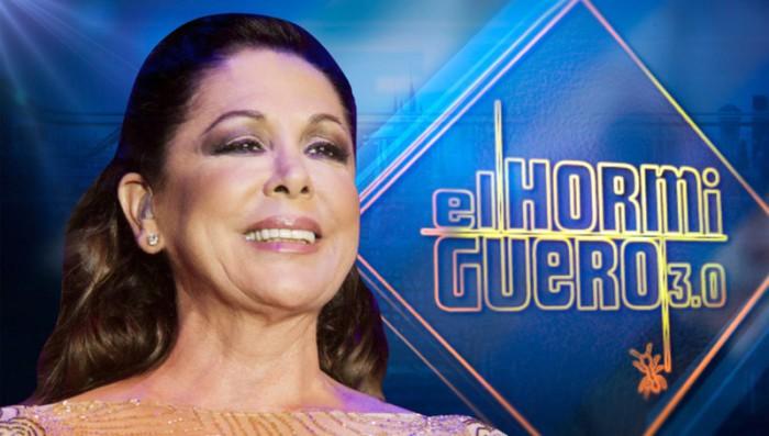 Isabel Pantoja concederá su única entrevista en España a El Hormiguero 3.0