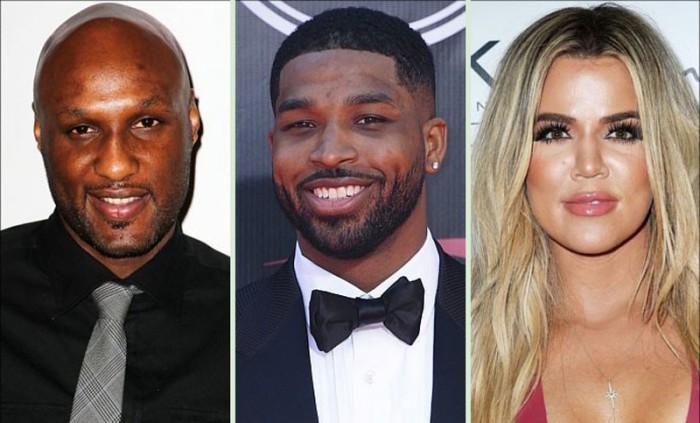 Lamar Odom piensa que Tristan Thompson es solo un sustituto para Khloe Kardashian