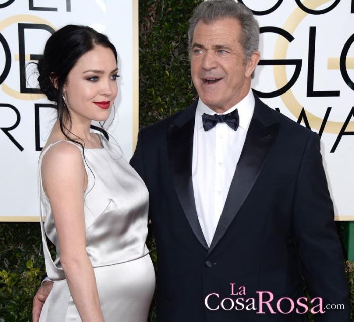 Mel Gibson se convierte en padre por novena vez