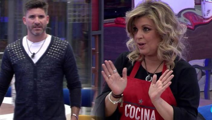 Toño Sanchís descolocado con la presencia de Terelu Campos en Gran Hermano VIP 5