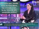 Macarena, pareja de Rafa Mora por el momento, y sus respuestas al polígrafo Deluxe