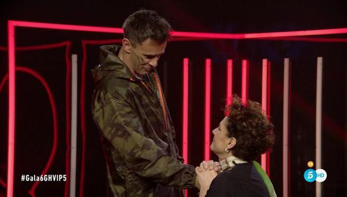 Alonso Caparrós expulsado y Aída, Alejandro, Irma y Daniela nominados en Gran Hermano VIP 5