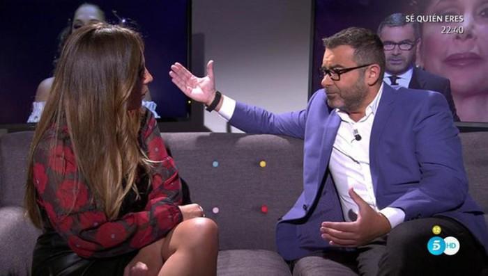Anabel Pantoja confiesa que su familia le ha pedido que deje Sálvame