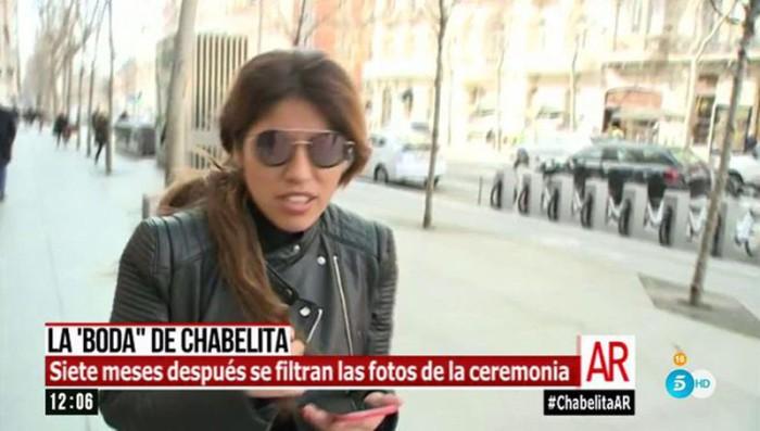 Chabelita habla de su boda con Alejandro Albalá