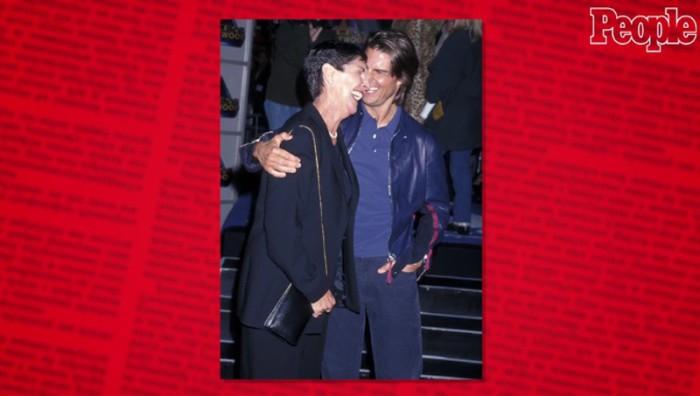 Fallece la madre de Tom Cruise, Mary Lee South a los 80 años