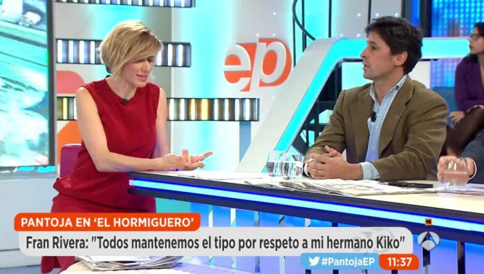 La reacción de Francisco Rivera a la entrevista a Isabel Pantoja