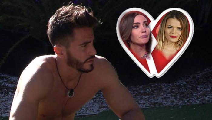 Marco molesto con Aylén y Alyson con Daniela en Gran Hermano VIP 5