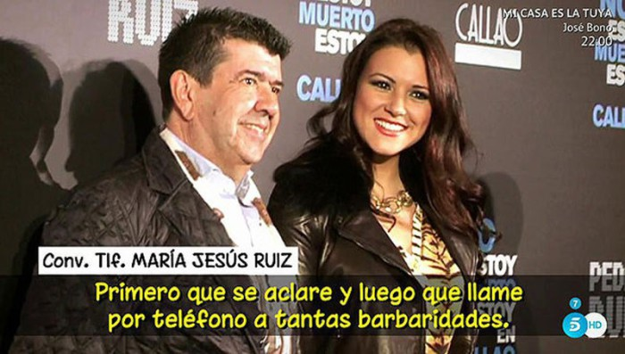 María Jesús Ruiz cree que Gil Silgado está desvariando