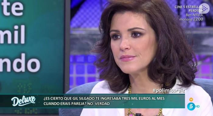María Jesús Ruiz habla de impotencia, infidelidad y cenas en su Polideluxe