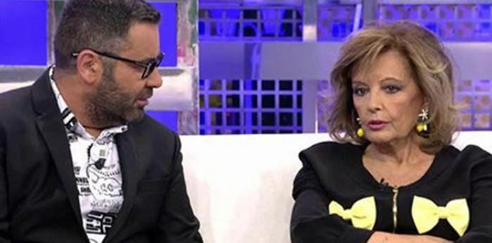 María Teresa Campos regresa a Sálvame tras pasar un bache en su salud