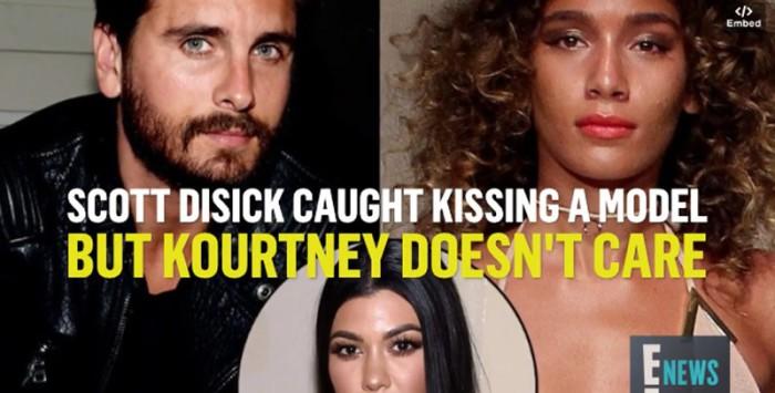 Scott Disick pillado con dos modelos en Miami