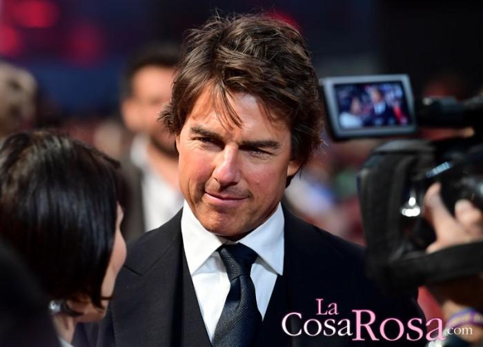 Tom Cruise comienza una relación porque tiene celos de Katie Holmes y Jamie Foxx