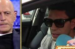 Diego Matamoros se defiende de la acusación de violencia machista