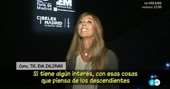 Eva Zaldívar reta a Ivonne Reyes