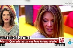 Ivonne Reyes quiere demostrar que Pepe Navarro miente con otra prueba de ADN