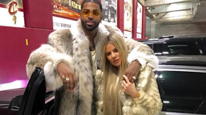 Khloe Kardashian espía a Tristan Thompson entre rumores de infidelidad