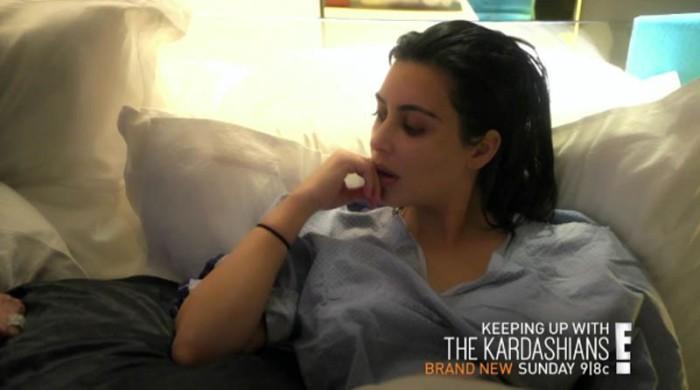 Kim Kardashian está intentando ser madre por tercera vez