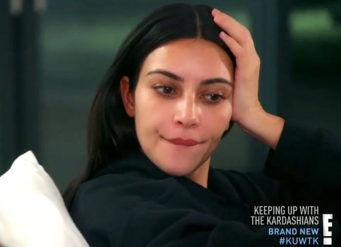 Kim Kardashian en el punto de mira por querer cargarse el reality de su familia